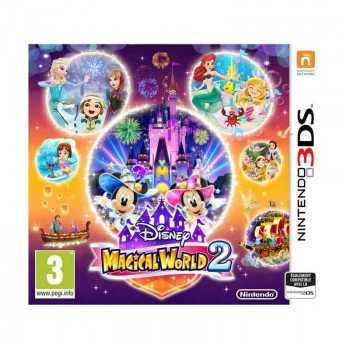 Jeux 3DS Disney Magical...