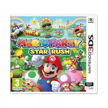Jeux 3DS Mario Party : Star...