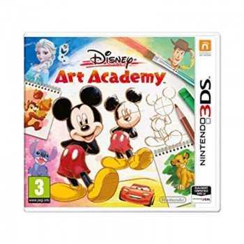 Jeux 3DS Disney Art Academy