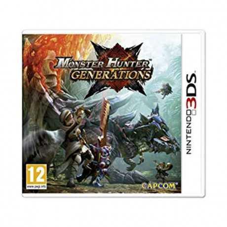 Jeux 3DS Monster Hunter : Generations