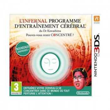Jeux Programme Cerebral 3DS