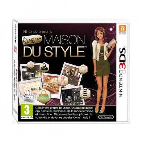 Jeux 3DS La Nouvelle Maison du Style
