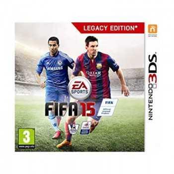 Jeux 3DS FIFA 15 - Édition...