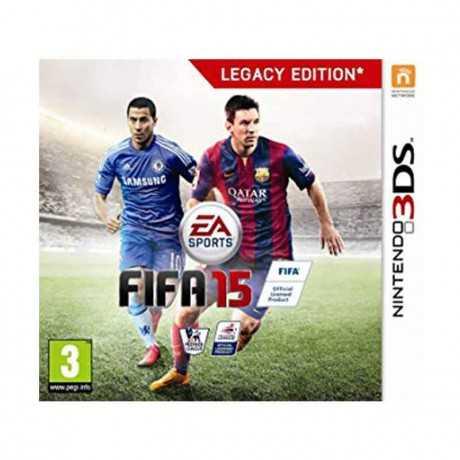 Jeux 3DS FIFA 15 - Édition Essentielle Sport / Football