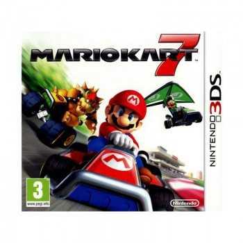 Jeux 3DS Mario Kart 7...
