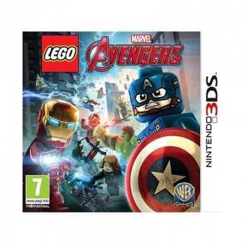 Jeux 3DS Lego Marvel's...