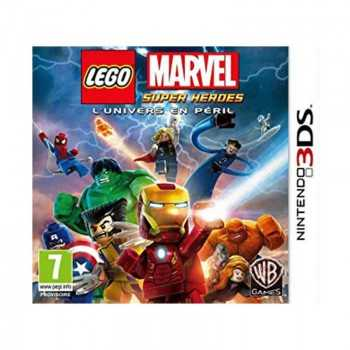 Jeux Lego Marvel Super...