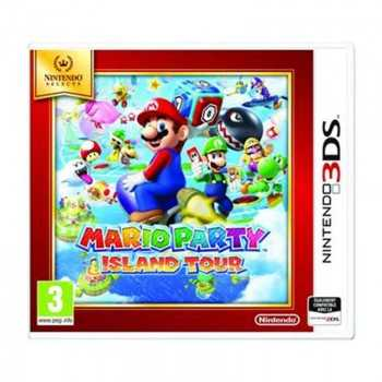 Jeux 3DS Mario Party Island...