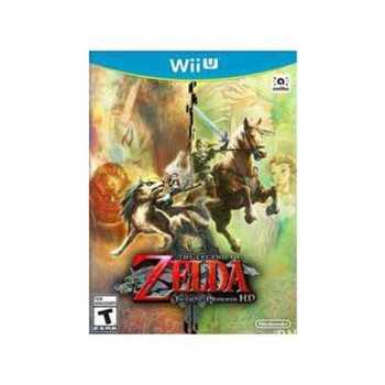 Jeux WII U Legend of Zelda...