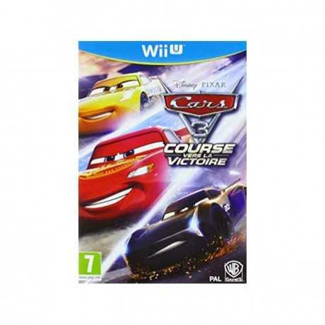 Jeux Cars 3 WII U Course / Automobile