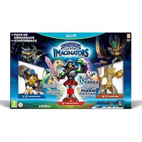 Jeux WII U Skylanders : Imaginators - Pack de Démarrage