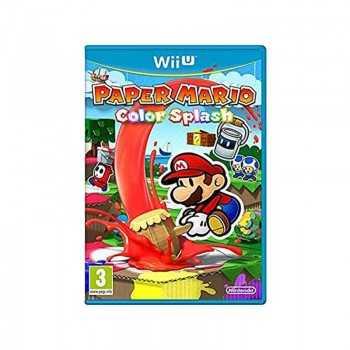 Jeux WII U Paper Mario :...