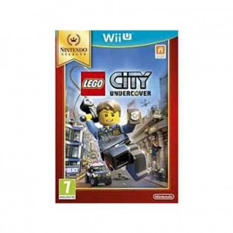 Jeux WII U Lego City : Undercover - Nintendo Selects