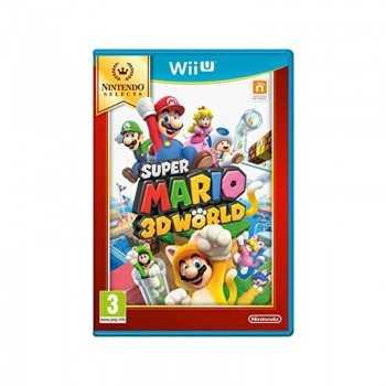 Jeux WII U Super Mario 3D...
