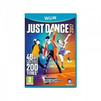 Jeux WII  Just Dance 2017
