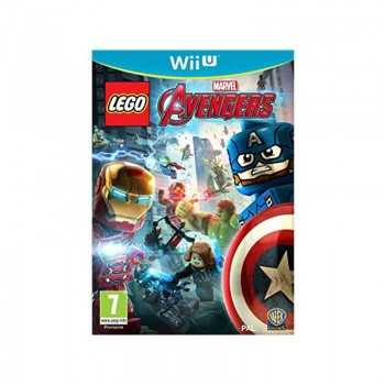 Jeux WII U Lego Marvel's...