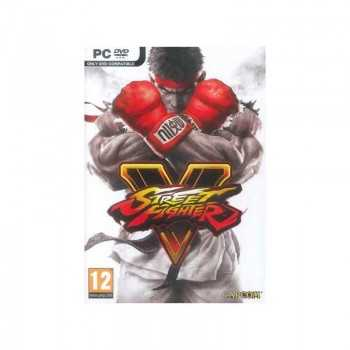 Jeux PC Street Fighter V