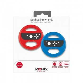 Volant Konix Switch Coul