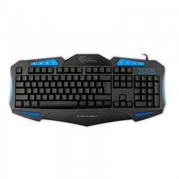 Clavier Gamer WHITE SHARK GK-1621 SHOGUN Bleu Tunisie