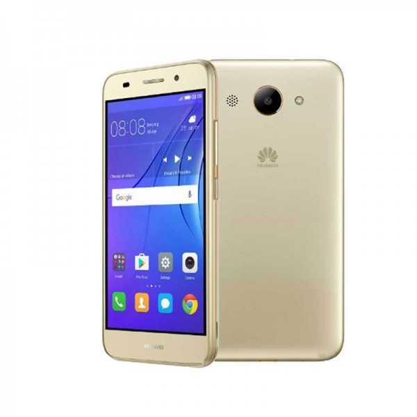 Smartphone Huawei Y3 (2017) 3G Gold Tunisie