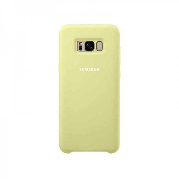 Silicone Cover Galaxy S8+ Vert EF-PG955TGEGWW Tunisie