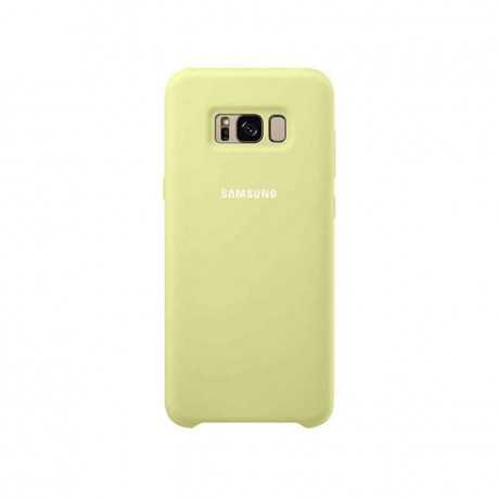 Silicone Cover Galaxy S8+ Vert