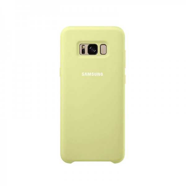 Silicone Cover Galaxy S8 Vert EF-PG950TGEGWW Tunisie