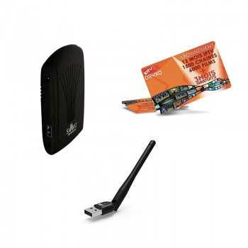 Récepteur SAMSAT HD9090 +1...
