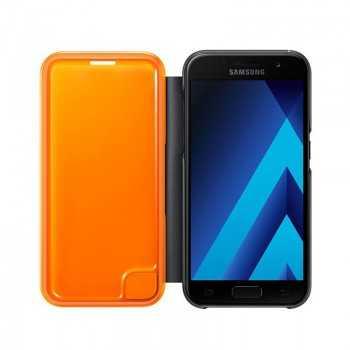 Samsung neon flip cover A3...