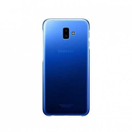 Gradation Cover Galaxy J6+ Bleu EF-AJ610CLEGWW Tunisie