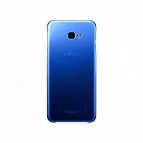 Gradation Cover Galaxy J4+ Bleu EF-AJ415CBEGWW Tunisie
