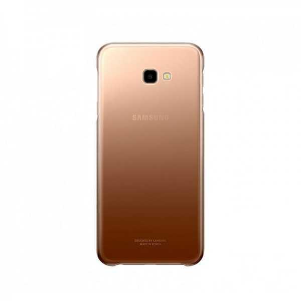 Gradation Cover Galaxy J4+ Gold EF-AJ415CBEGWW Tunisie