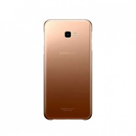 Gradation Cover Galaxy J4+ Gold