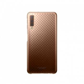 Gradation Cover Galaxy A7 2018 Gold EF-AA750CFEGWW Tunisie