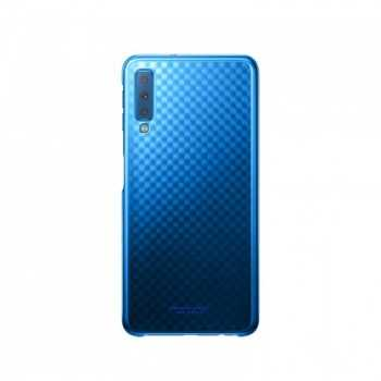 Gradation Cover Galaxy A7 2018 Bleu EF-AA750CFEGWW Tunisie