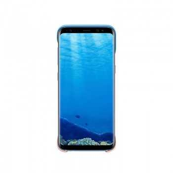 2 Piece cover Galaxy S8 Blue