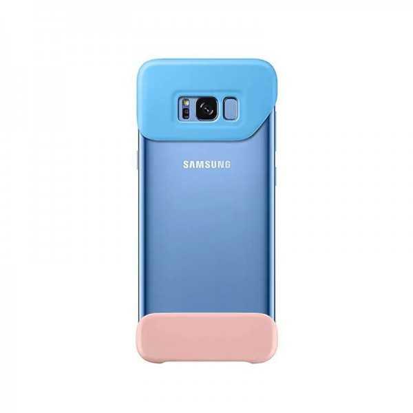 2Piece Cover Galaxy S8+ Bleu EF-MG955CLEGWW Tunisie