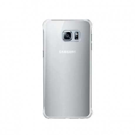 Galaxy S6 edge+ Glossy Cover Silver
