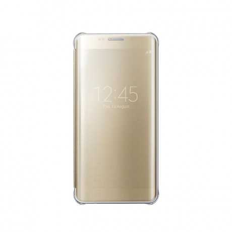 Clear View Cover Galaxy S6 edge+ Gold EF-ZG928CFEGWW Tunisie