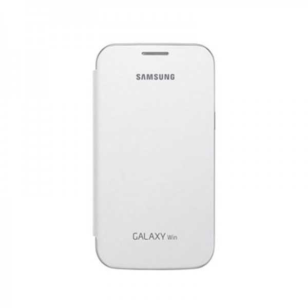 Flip Cover Galaxy Win Blanc EF-FI855BWEGIN Tunisie