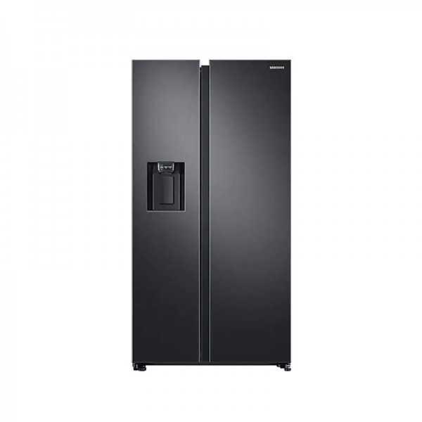 Réfrigérateur Samsung RS68 avec technologie SpaceMax 617L Noir Tunisie