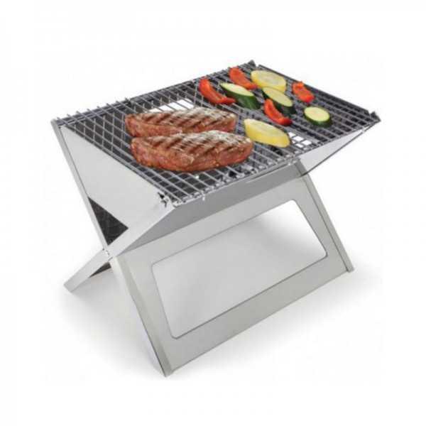 Barbecue SWISSCOOK Portable Pliable Inox Tunisie