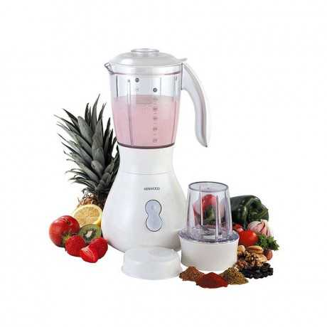 Blender KENWOOD 1 Litre Avec Moulin BL335 Blanc
