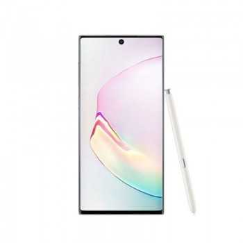 Smartphone Samsung Galaxy Note 10 Aura White tunisie