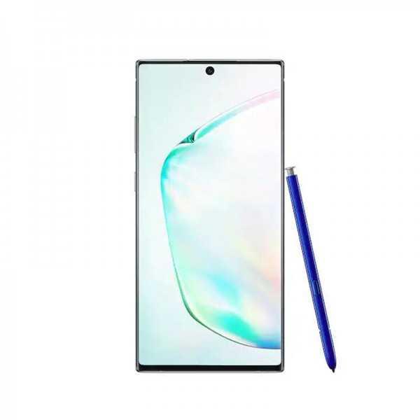 Smartphone Samsung Galaxy Note10+ Aura Glow SM-N975FZSDXEF tunisie