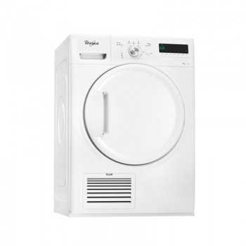 Sèche Linge Frontale WHIRLPOOL 8 Kg DDLX80110 Blanc tunisie