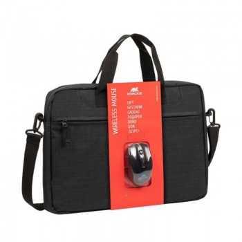 "Sacoche Pour Pc Portable 15.6"" Riva 8038 + Souris Sans Fil tunisie"