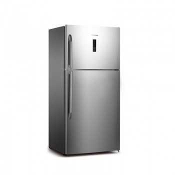 Réfrigérateur HISENSE RD53WR NoFrost 480 Litres Inox Tunisie