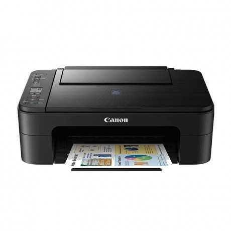 Imprimante Photo Multifonction CANON Pixma E3140 - WIFI