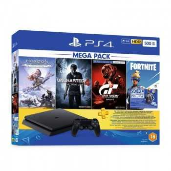 PLAYSTATION4 MEGA PACK...